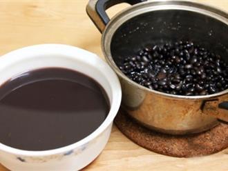 Cách làm nước đậu đen giảm cân đơn giản tại nhà