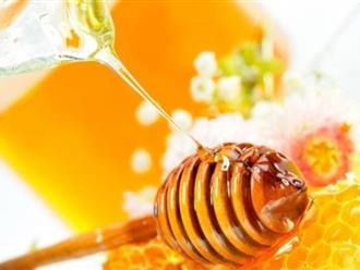 Bật mí cách làm đẹp da mặt sau sinh bằng mật ong