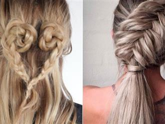 10 kiểu tóc tết nhất định phải thử trong mùa hè năm nay