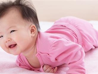 Không đạt được những điều này qua từng tháng tuổi, cẩn thận là do con chậm phát triển