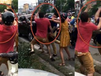 Vì sao 2 thanh niên đi xế hộp đánh anh Tây và bạn gái ở Hà Nội?