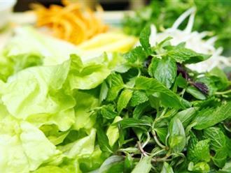 Dè chừng khi sử dụng 14 loại thực phẩm có nguy cơ nhiễm độc hàng đầu