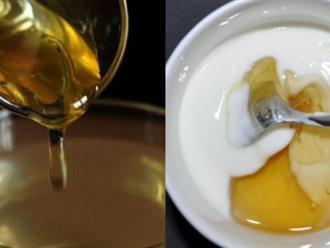 Tự làm sữa rửa mặt tự nhiên cho da mềm đẹp