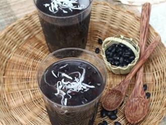 Uống nước đỗ đen không đường nhiều tác dụng tốt cho sức khỏe không ngờ