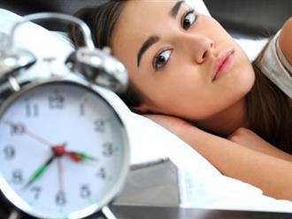 Trị mất ngủ hiệu quả hơn thuốc tây từ nguyên liệu có sẵn ngay trong bếp nhà bạn