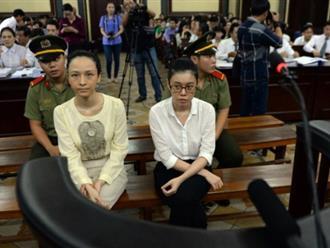 Nhân chứng 'bí ẩn' đến tòa nhưng ngồi phòng cách ly đối chất Phương Nga