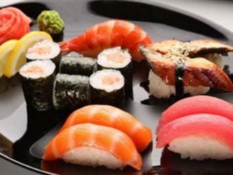 Cách làm sushi tươi ngon lạ miệng tại nhà chỉ với vài bước đơn giản