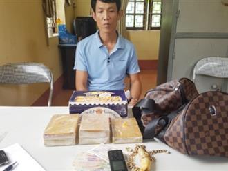 Thêm một đường dây ma túy lớn từ Điện Biên đi Lào Cai bị triệt xóa