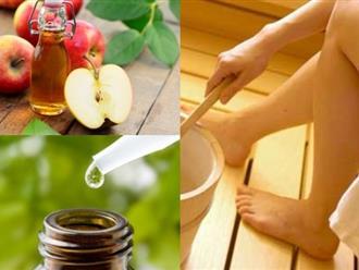 Đánh bay mùi hôi vùng kín với chỉ 1 giọt trà xanh