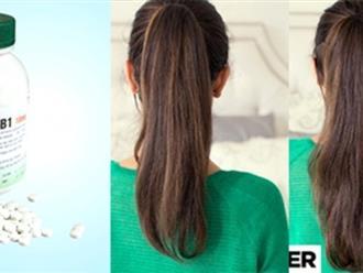 Hé lộ vitamin B1 có tác dụng gì cho tóc?