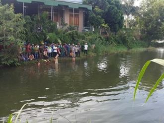 Đi câu cá, một thanh niên bị đuối nước tử vong