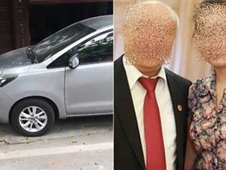 Người đập vỡ kính ô tô vì chắn ngang cửa vào nhà là bác sĩ và chồng của biên tập viên VTV nổi tiếng
