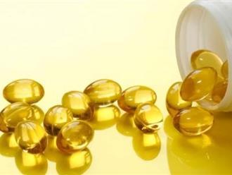 Làm hồng môi bằng vitamin e chỉ sau một bước đơn giản