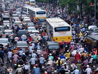Hà Nội thông qua lộ trình đến năm 2030 dừng hoạt động xe máy trong nội thành