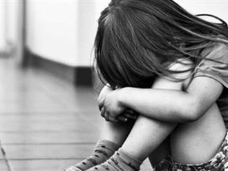 Bắt khẩn cấp cha dượng đồi bại nhiều lần hiếp dâm con riêng của vợ