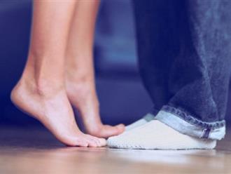 Kiễng chân 3 phút mỗi ngày, tốt tim lợi thận hết bệnh vùng kín