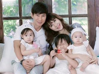 Lý Hải, Minh Hà sẽ sinh thêm 2 con nữa trong thời gian tới