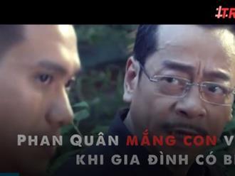 'Người phán xử' tập 30: Cha con ông trùm Phan Thị căng thẳng