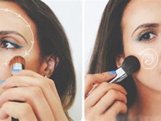 Cách trang điểm tạo khối đơn giản chỉ sau 4 bước khuôn mặt bạn đã ấn tượng hơn rồi
