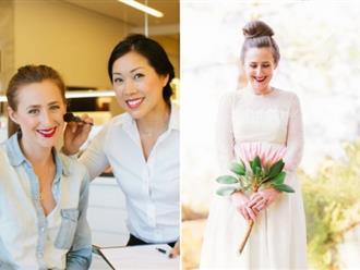 Học cách trang điểm cô dâu xinh tươi rực rỡ với 10 bước đơn giản, dễ thực hiện