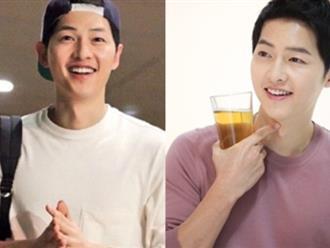 Đây chính là bí quyết giúp Song Joong Ki có làn da đẹp mịn màng, khiến vợ sắp cưới Song Hye Kyo cũng phải dè chừng