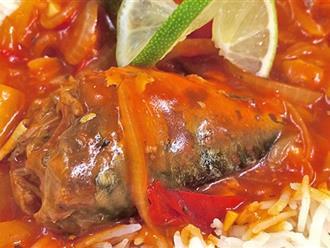 Cá nục sốt cà chua - món ăn ngon lại lạ miệng hấp dẫn đổi vị cho cả gia đình