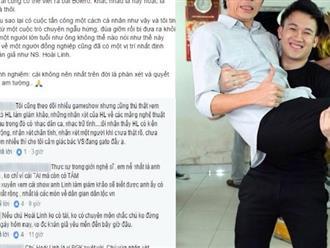 Sau phát biểu của nhạc sĩ Vinh Sử: Cư dân mạng vẫn ủng hộ Hoài Linh ngồi 'ghế nóng'