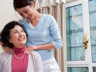 Làm thế nào để có thể hòa hợp với mẹ chồng