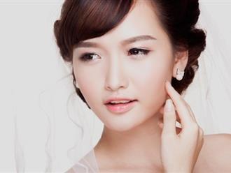Bạn gái sẽ xinh đẹp và lung linh hơn với cách trang điểm trong suốt