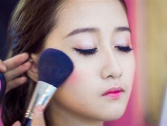 Cách trang điểm tự nhiên kiểu Hàn Quốc đẹp nhất