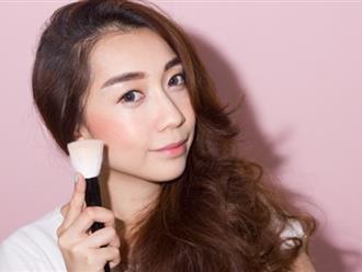 Các bước trang điểm tự nhiên kiểu Hàn Quốc cho vẻ đẹp cực kỳ nữ tính