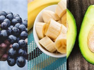 5 loại trái cây tuyệt vời cho 3 tháng đầu thai kỳ