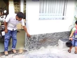 Lại xuất hiện tình trạng tạt sơn, mắm tôm vào nhà dân