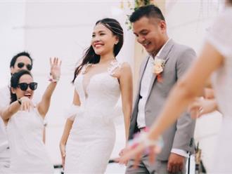 Nữ MC tuyển chồng gây bão mạng tung MV đám cưới đẹp 'rụng rời'