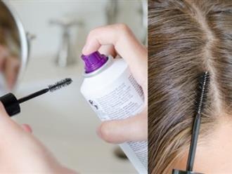 Những công dụng siêu hữu ích từ mascara cũ