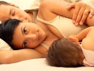 5 tuyệt chiêu để 'chuyện ấy' an toàn sau khi sinh