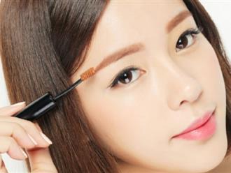 Khám phá cách trang điểm cho lông mày ngắn cực đẹp