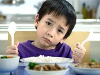 Sai lầm của mẹ Việt khiến con bị suy dinh dưỡng