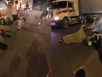 Đồng Nai: Tai nạn kinh hoàng, một nam thanh niên tử vong