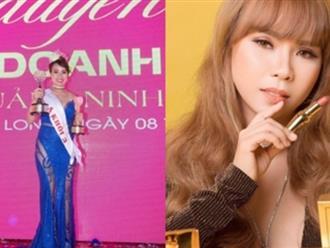 Ngắm vẻ đẹp rạng rỡ của á khôi doanh nhân Nguyễn Ngọc Quyên