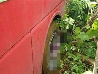 Hai mẹ con tử vong thương tâm sau tai nạn với xe khách