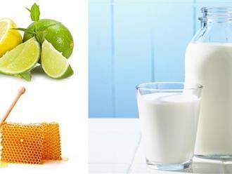 Mẹo dưỡng da trắng hồng tự nhiên công thức 5 ngày