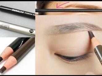 Khám phá cách trang điểm mắt và lông mày thêm phần hấp dẫn