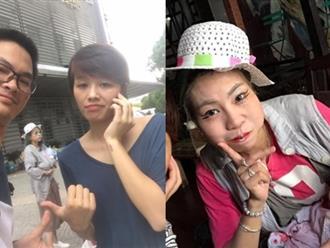 Nghi vấn 'hot girl' Bella cho con uống sữa pha thuốc ngủ, trở về Hà Nội