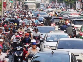 Đến lượt Sài Gòn đề xuất cấm xe máy vào trung tâm