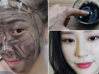 Hỗn hợp 2 thành phần hút sạch dầu nhờn, đẩy nhân mụn đầu đen khỏi da mà không cần nặn