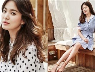Bí quyết trẻ đẹp như thời thanh xuân của Song Hye Kyo, đơn giản đến mức ai cũng học được