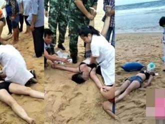 Đi tắm biển mà thấy thứ này xuất hiện bên bờ, ngăn người thân xuống nước ngay kẻo hối hận muôn đời
