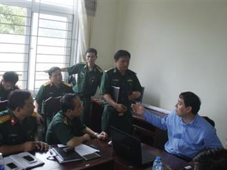 Tàu chở 13 thuyền viên chìm ở biển Nghệ An: Đã tìm thấy 7 người
