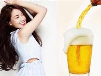 Tìm hiểu cách tắm trắng da bằng bia hiệu quả tuyệt vời